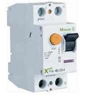 Interruptor diferencial protecci n diferencial clase a y - Interruptor general automatico ...